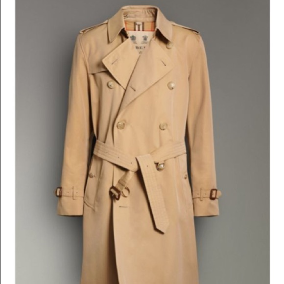 Men's Burberry Trench Coat
